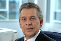 SINGULUS-AG CEO Dr. Stefan Rinck