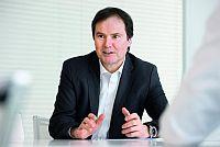 Symrise AG CEO Dr. Heinz-Jürgen Bertram